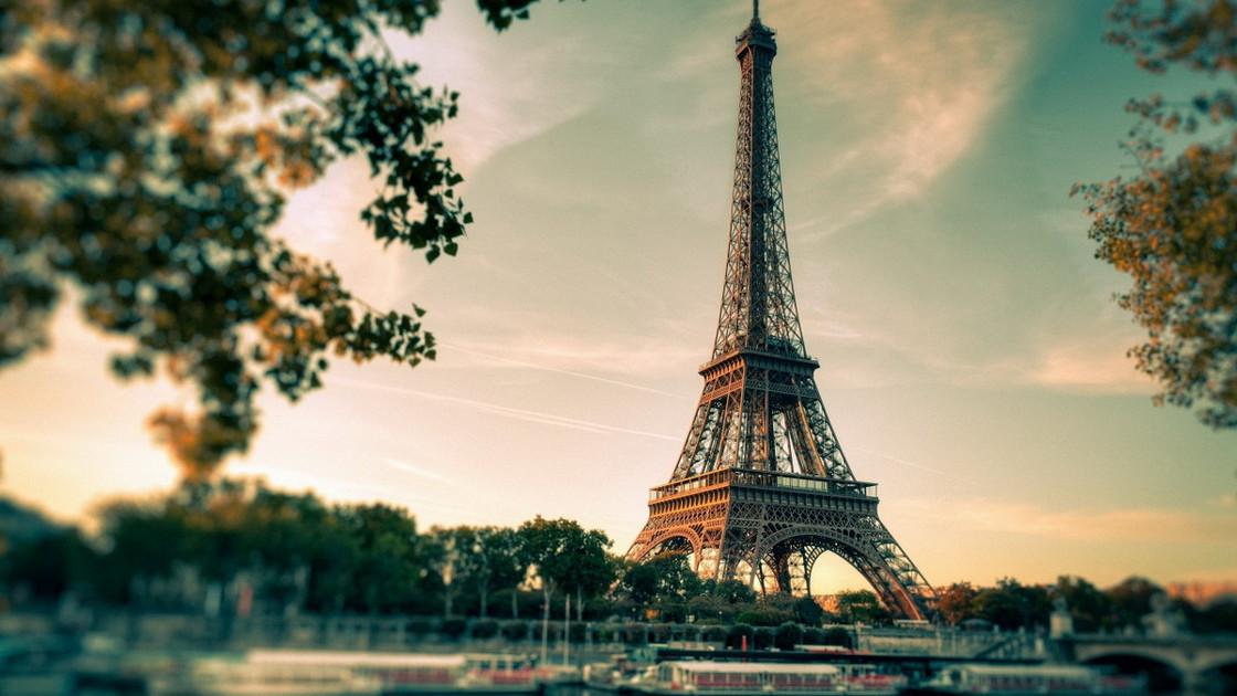 Франция чарует всех