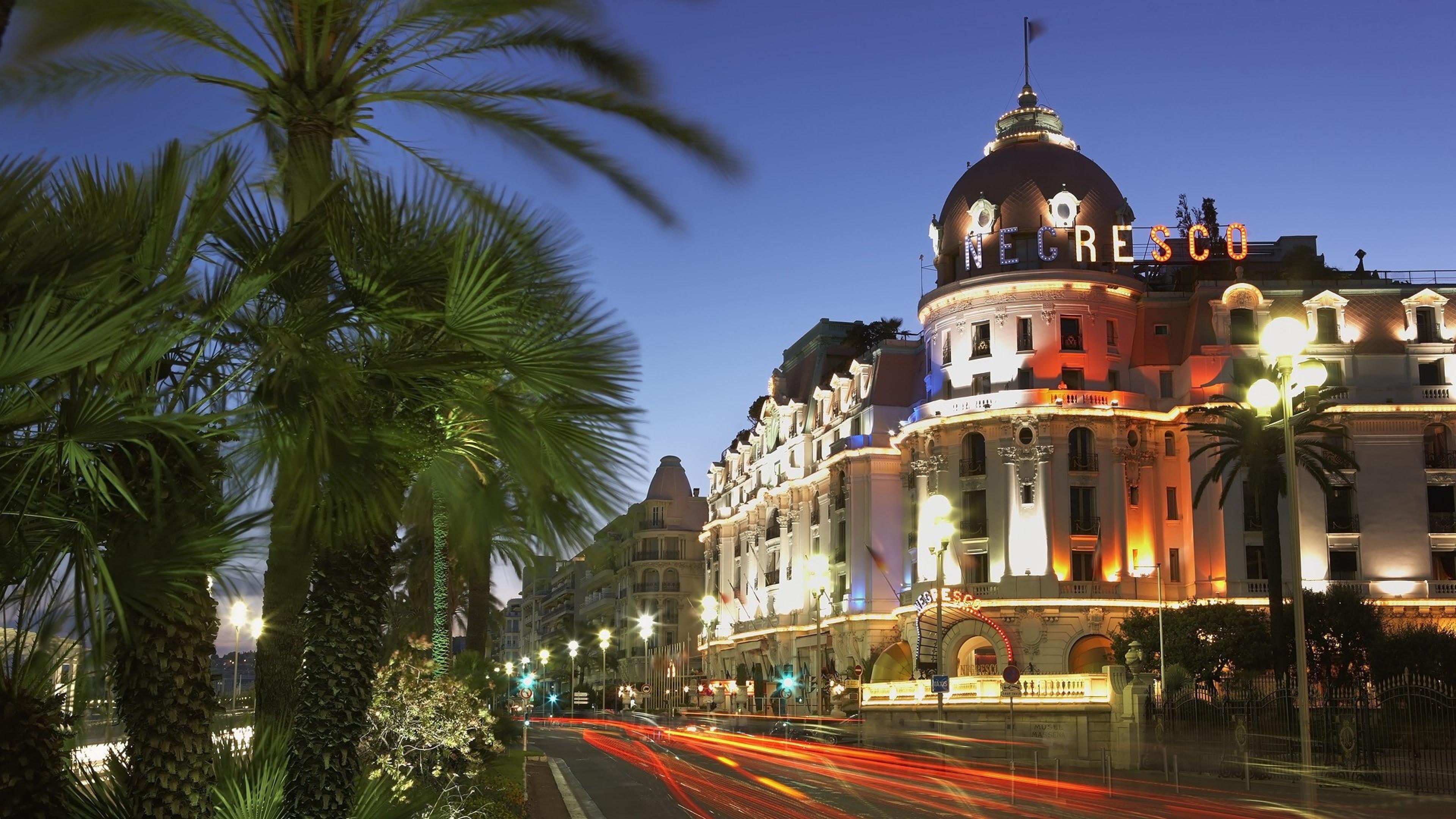 Ницца, Франция. Отдых